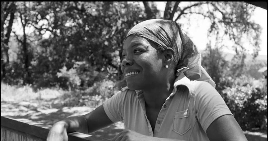 Woman Work by Maya Angelou Summary Analysis