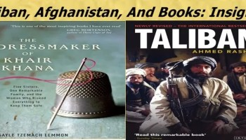 Taliban, Afghanistan, And Books