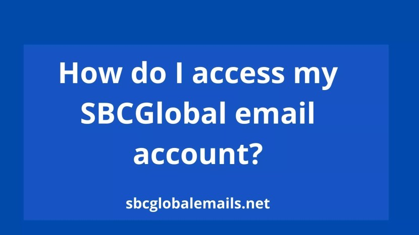 SBCGlobal email account