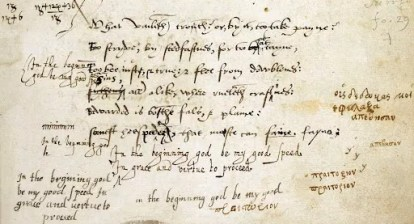 Thomas Wyatt Father of Modern English Poetry