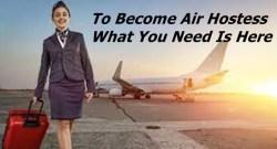 Air Hostess Carrer