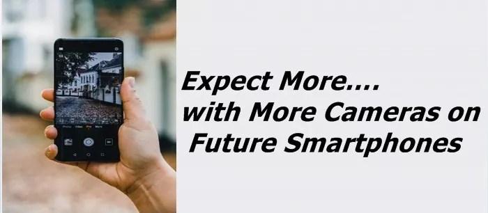 Cameras on Future Smartphones