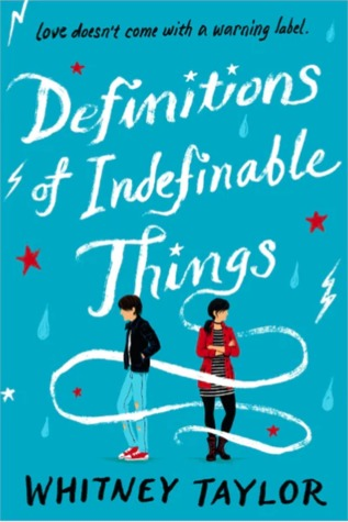 Definitions of Indefinable Things, ya books, new ya releases, books, april book releases, april books,