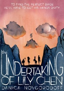 the undertaking of lily chen, the undertaking of lily chen book, the undertaking of lil chen graphic novel, undertaking of lily chen, ya graphic novels, ya books, ya magazine, ya book magazine, fictionist