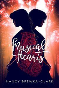 musical hearts, musical hearts book, lgbt books, lgbtqia books, lesbian books, musical hearts Nancy Brewka-Clark, ya books, ya book magazine, book magazine, fictionist, fictionist magazine