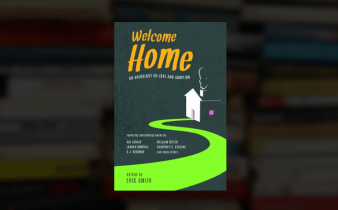 Eric Smith says 'Welcome Home' to readers