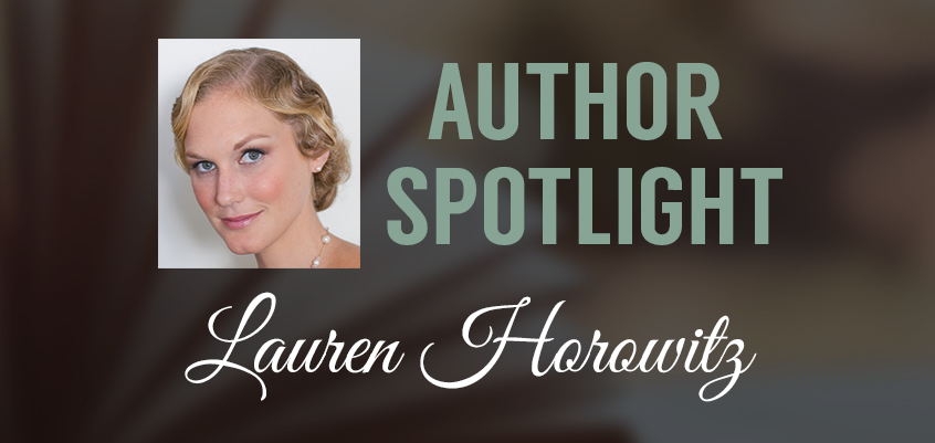 Spotlight on: Lauren Bird Horowitz and 'The Light Trilogy'