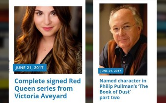 Authors Auction Off Characters, Books & More (For Charity)