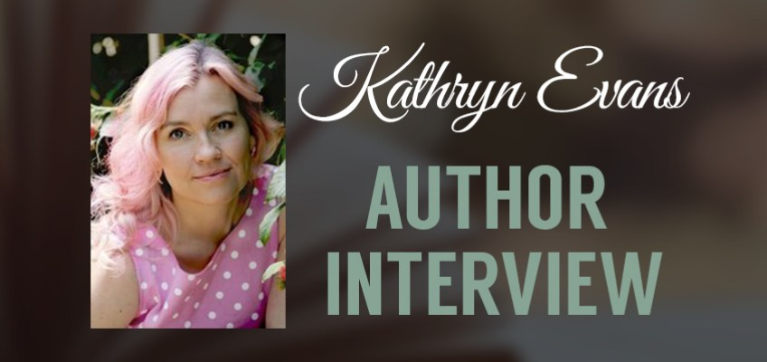 Kathryn Evans on Fencing, Acting, Strawberries and Everything Else