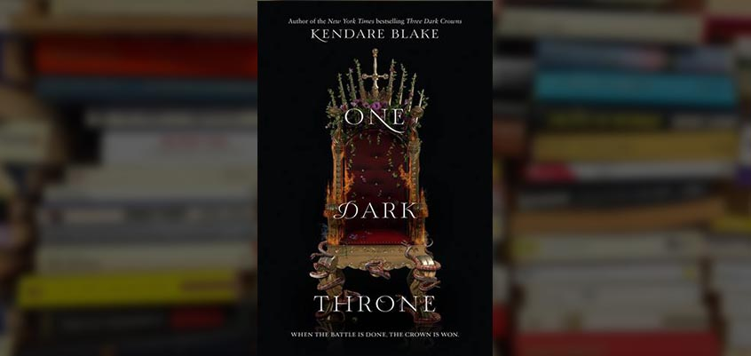 Sisterly Suspense: 'One Dark Throne' | A Spoiler-Free Review