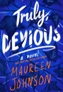 truly devious, read truly devious online, buy truly devious