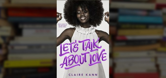 let's talk about love, let's talk about love book, let's talk about love review, buy let's talk about love online, read let's talk about love online,