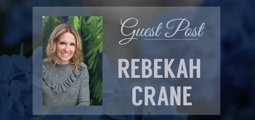 Rebekah Crane on Taking Charge of Her Imagination