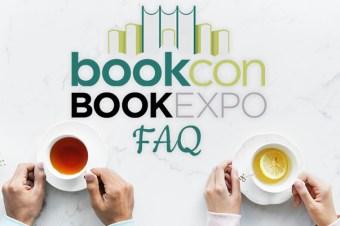 BookCon 2018: FAQ Edition