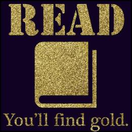 read youll find gold
