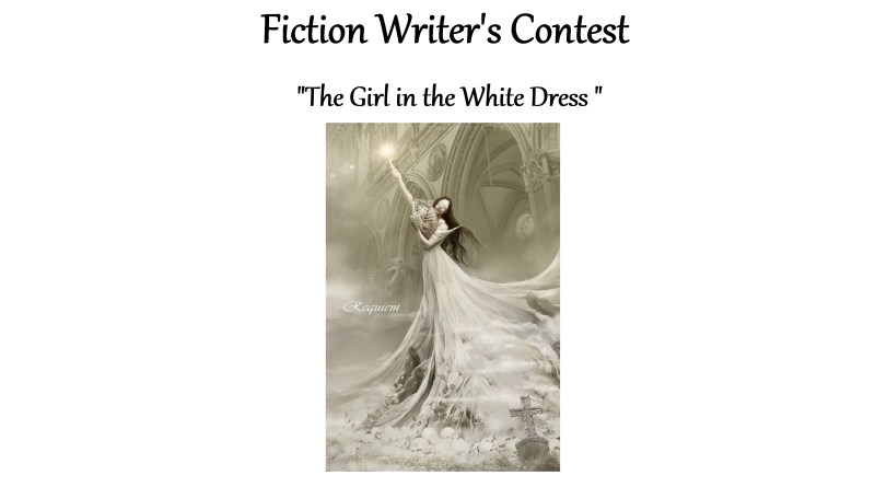 The Girl in the White Dress – Image Inspired Prompt