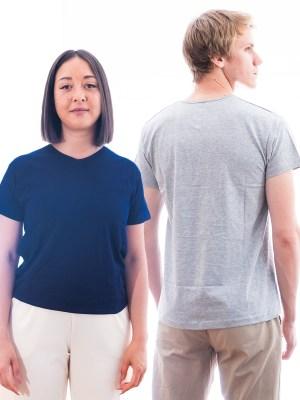 unisex dropneck t-shirt