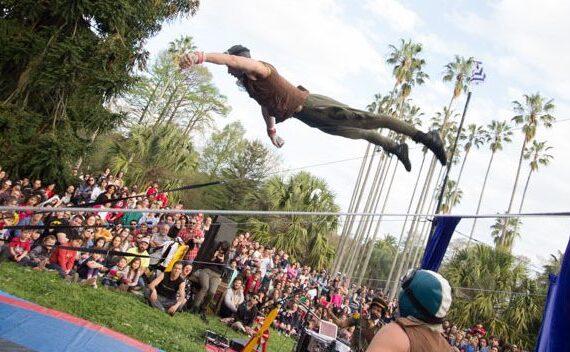 Convocatoria Festival Internacional de Circo