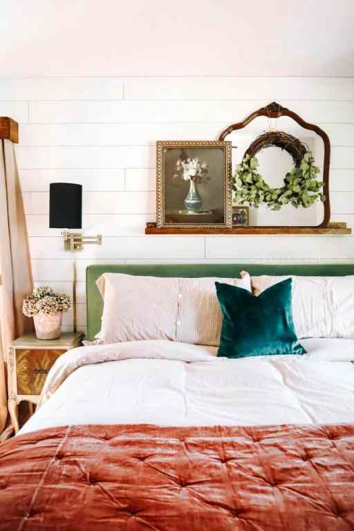 spring decor ideas for the bedroom
