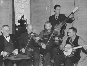 Bluegrass Virginia-stringband-1937