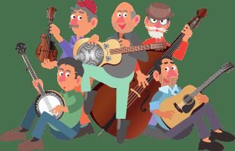 bluegrass band-3833562_960_720