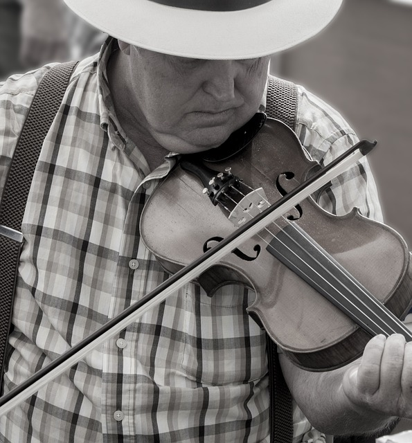 Celtic Influences on American Fiddle Style
