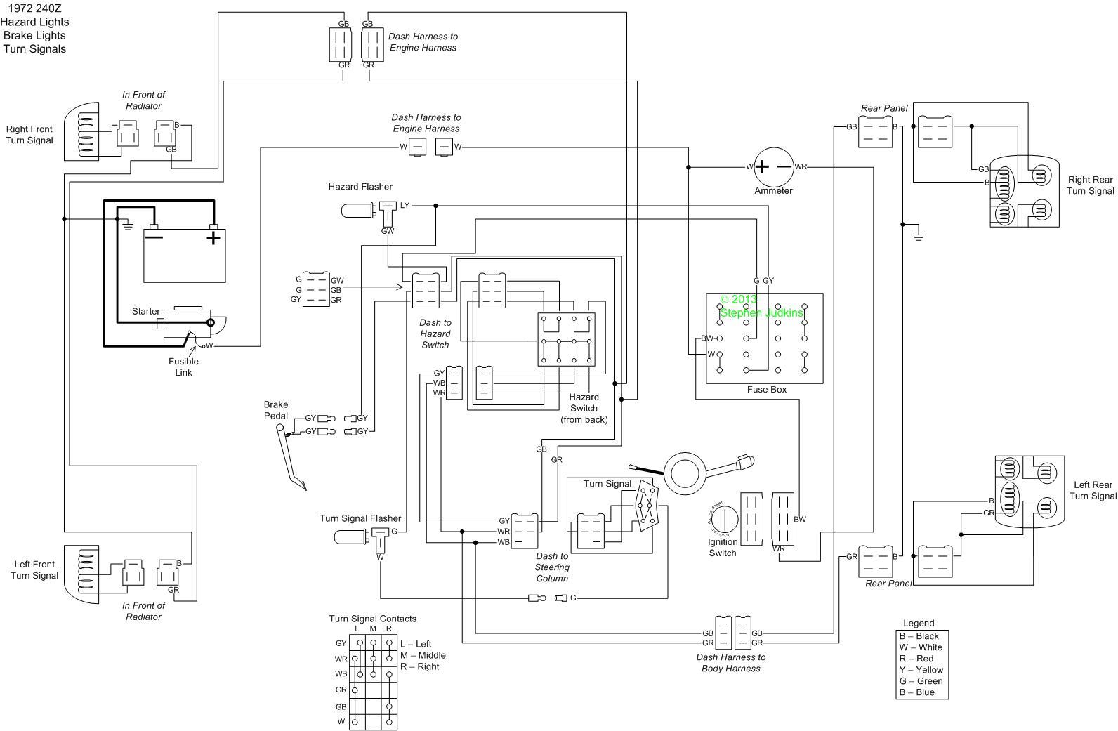 Turn Signal Circuit Analysis