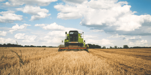 Shipping Combines/Harvesters