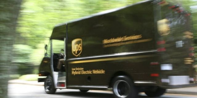 UPS Hemp Shipping