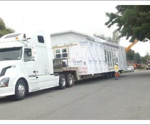 Cost to Transport a Mobile Home Per Mile