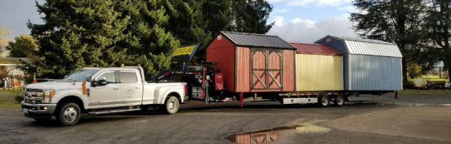 Shed Transport