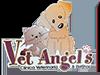 logomarca vet angels