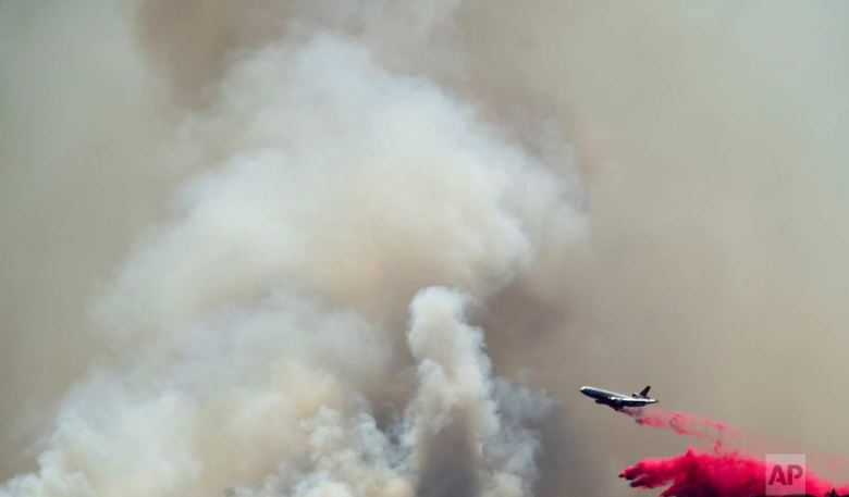 INCENDIOS CALIFORNIA III