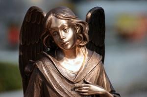 bronze funéraire