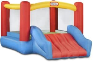 Little Tykes Jump N' Slide Bouncer