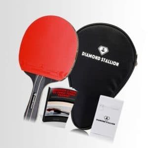 Diamond Stallion High Tech Ping Pong Paddle