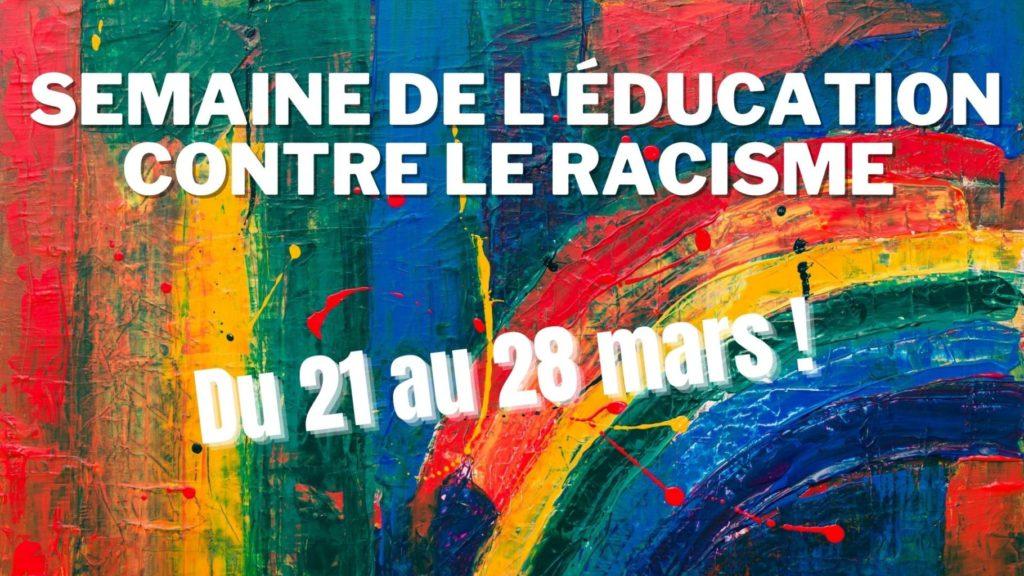 En mars 2021, monte un projet contre le racisme !