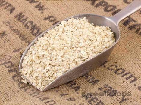 Oats as a survival food