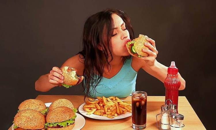 causes of stress eating and how to stop it