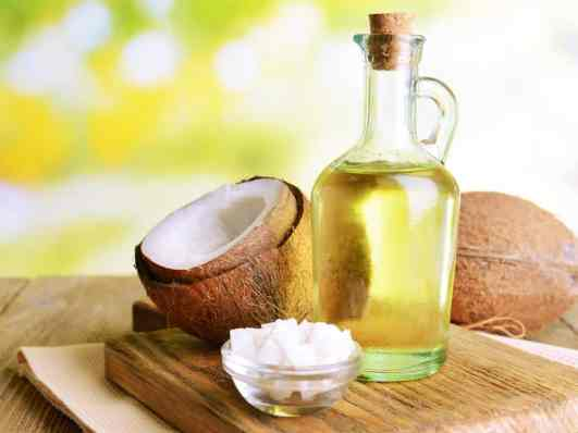 Does Coconut oil Really Dry up the Skin?