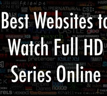 Watch Full HD Series Online