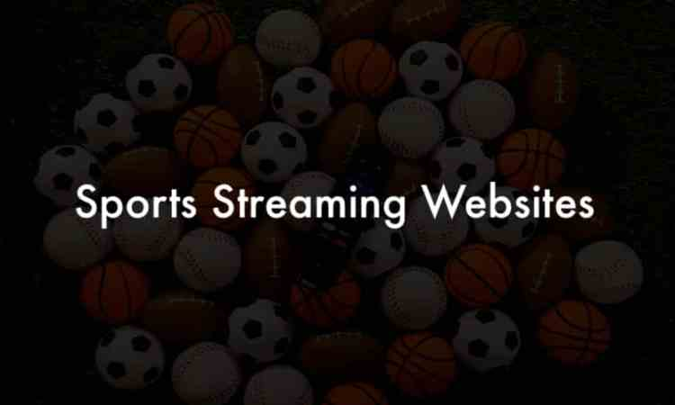 8 best sports streaming websites