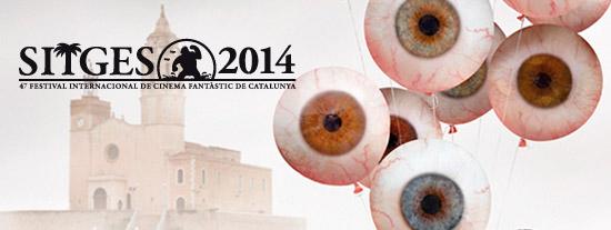Imagen del festival de Sitges 2014
