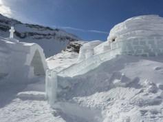 Hotel of Ice, Romania