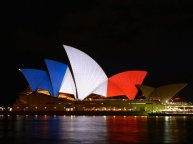 Sydney Opera House|Sydney