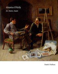 Aloysius O'Kelly, 'Artistic Discussion', Field Day Book cover, Niamh O'Sullivan