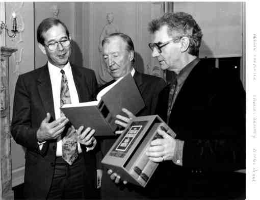 Andrew Carpenter, Charlie Haughey & Seamus Deane
