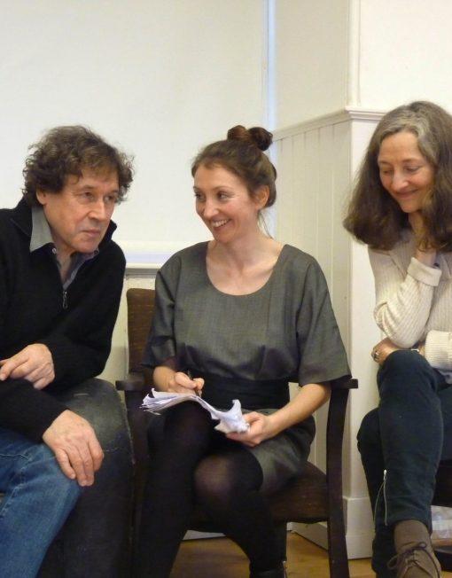 Stephen Rea, Clare Dwyer Hogg, Brid Brennan