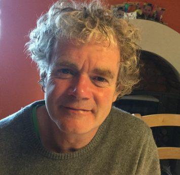 Portrait of Mark Dearey