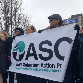 PASO-West Suburban Action Project